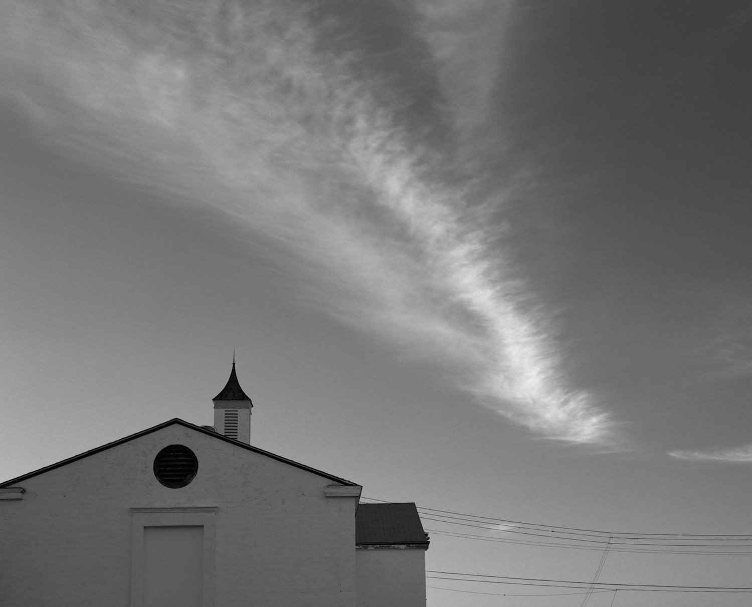 Church and Cloud