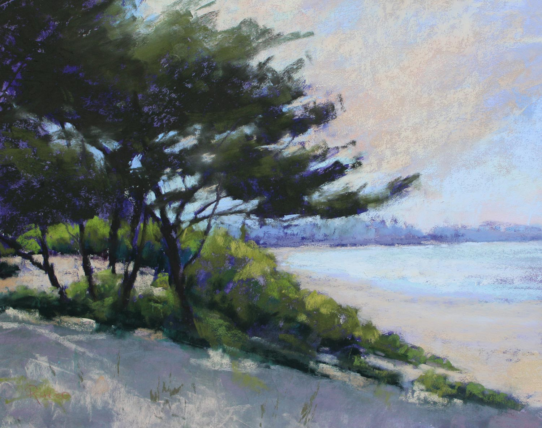 Quiet Morning, Carmel Beach