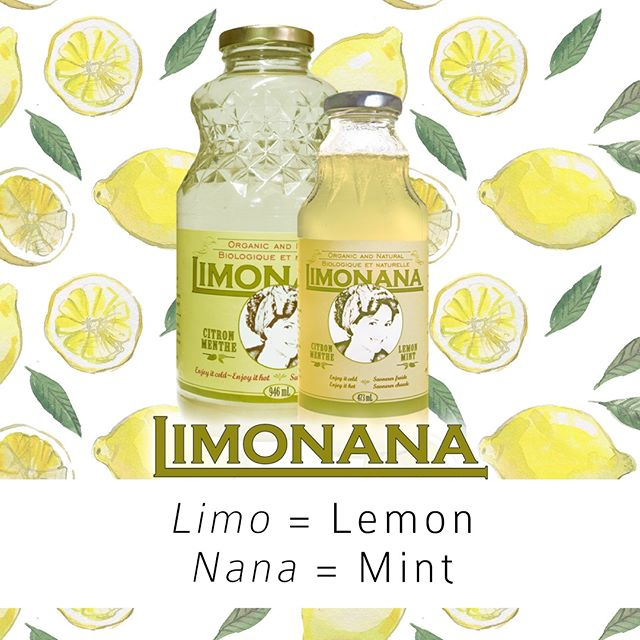 Ask for Limonana by name (LIMO = Lemon and NANA = MINT) at your local grocery store, café, or favourite establishment! If they don't carry it yet, ask them to start carrying it! Share the Limonana love!  #Toronto #cheers #thesix #TorontoFood #TorontoDrink
