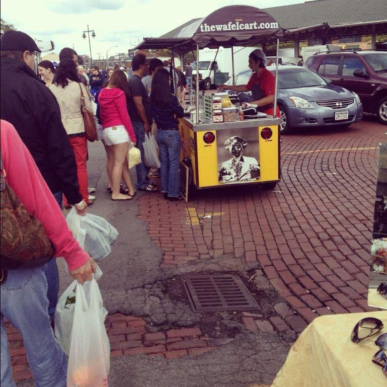 - the wafel cart