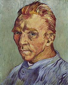 Van Gogh's  Po   rtrait of an Artist Without His Beard   sold at auction for 71 million dollars in 1998.