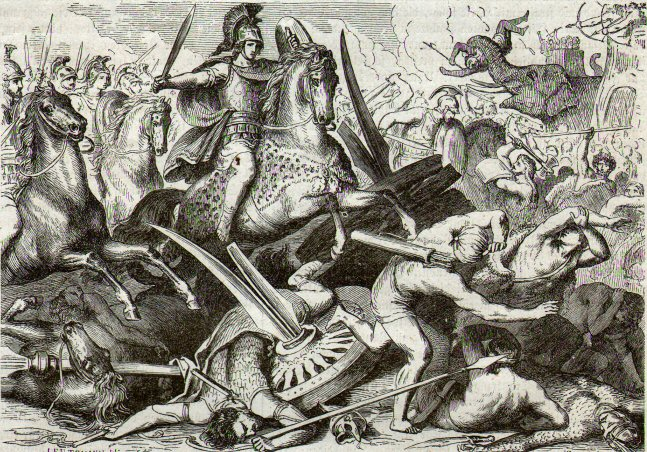 Batalla de Gaugamela