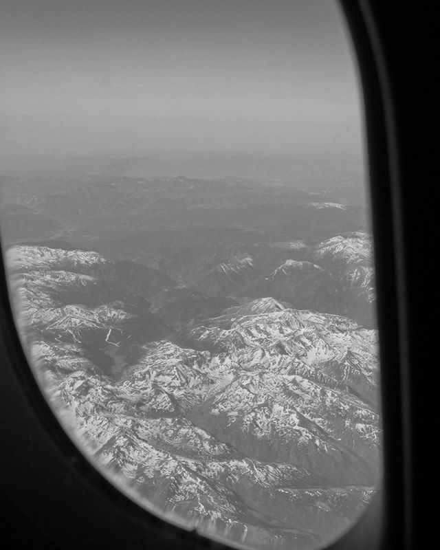 — Above the Clouds. The tranquility of travel, looking down finding beauty in the endless horizon. — A short series in black and white. — —  #cerealmag #suitcasetravels #traveller #lifestyle #justgoshoot #welivetoexplore