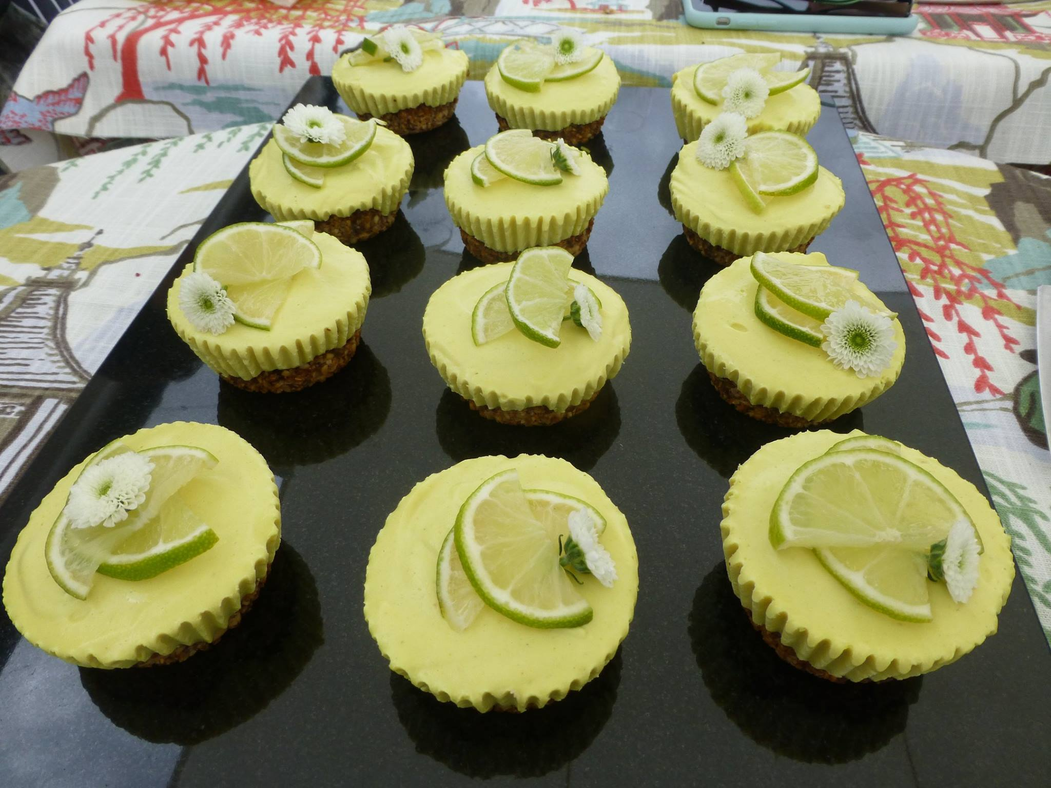 Cookery with a twist!