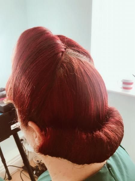 Vintage Hair & Make Up