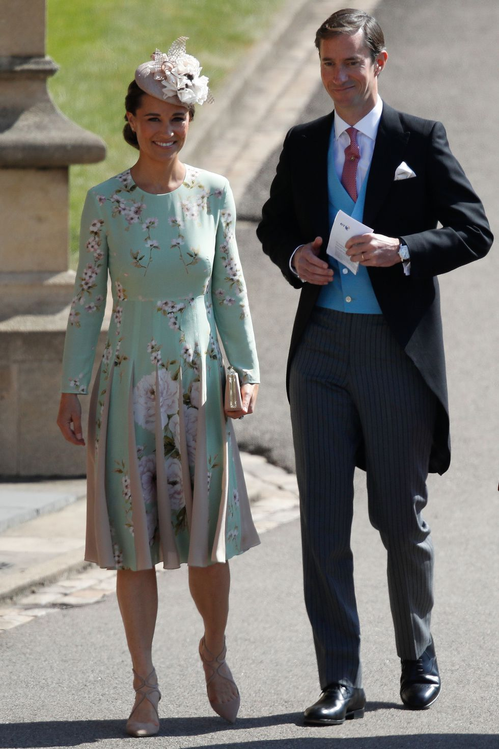 Pippa Middleton and James Matthers