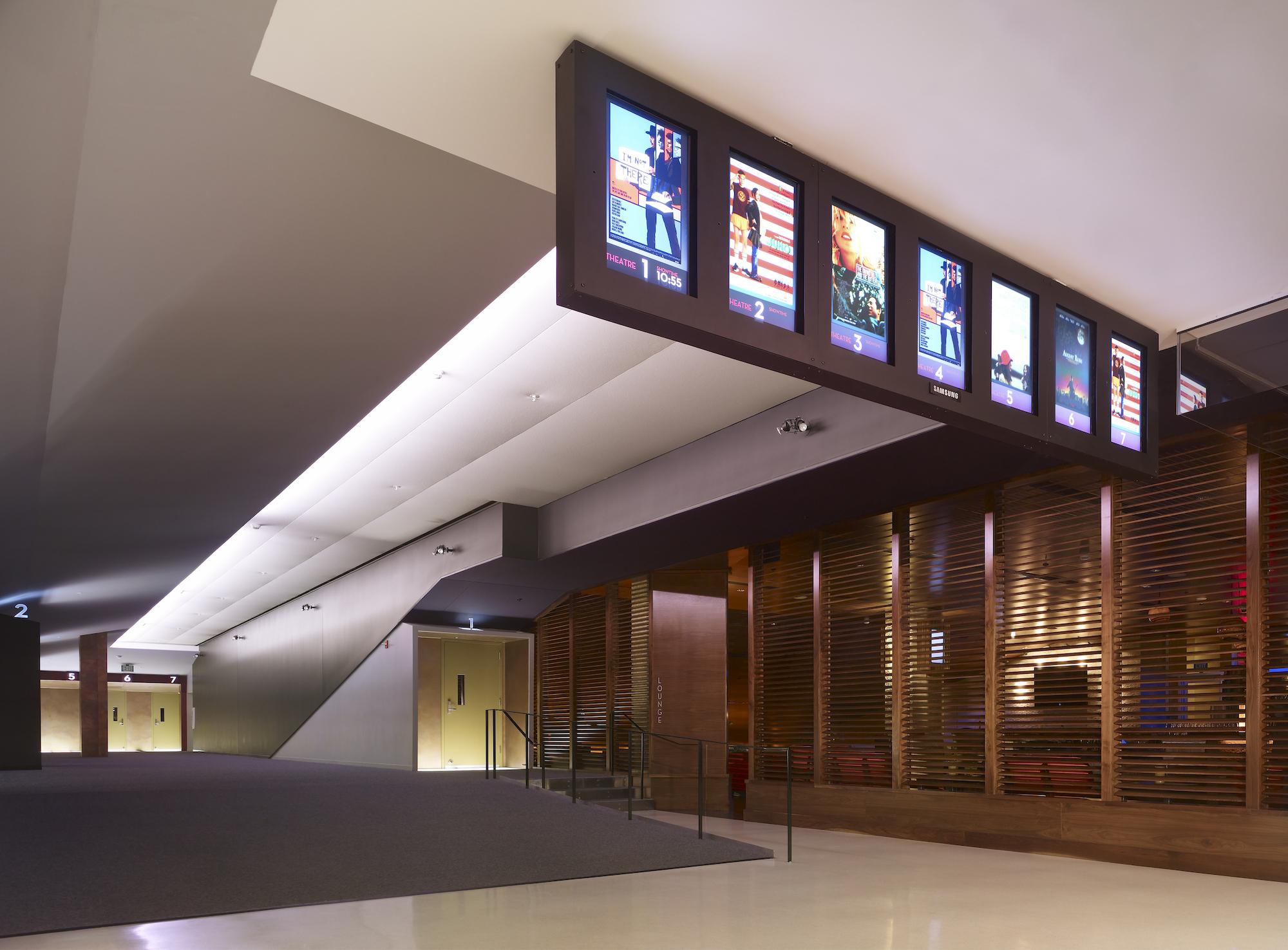 The Landmark Film Center
