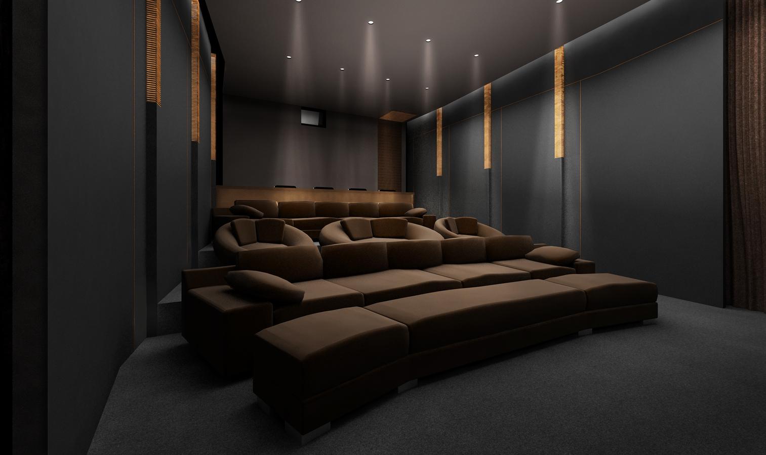 Prokop Screening Room