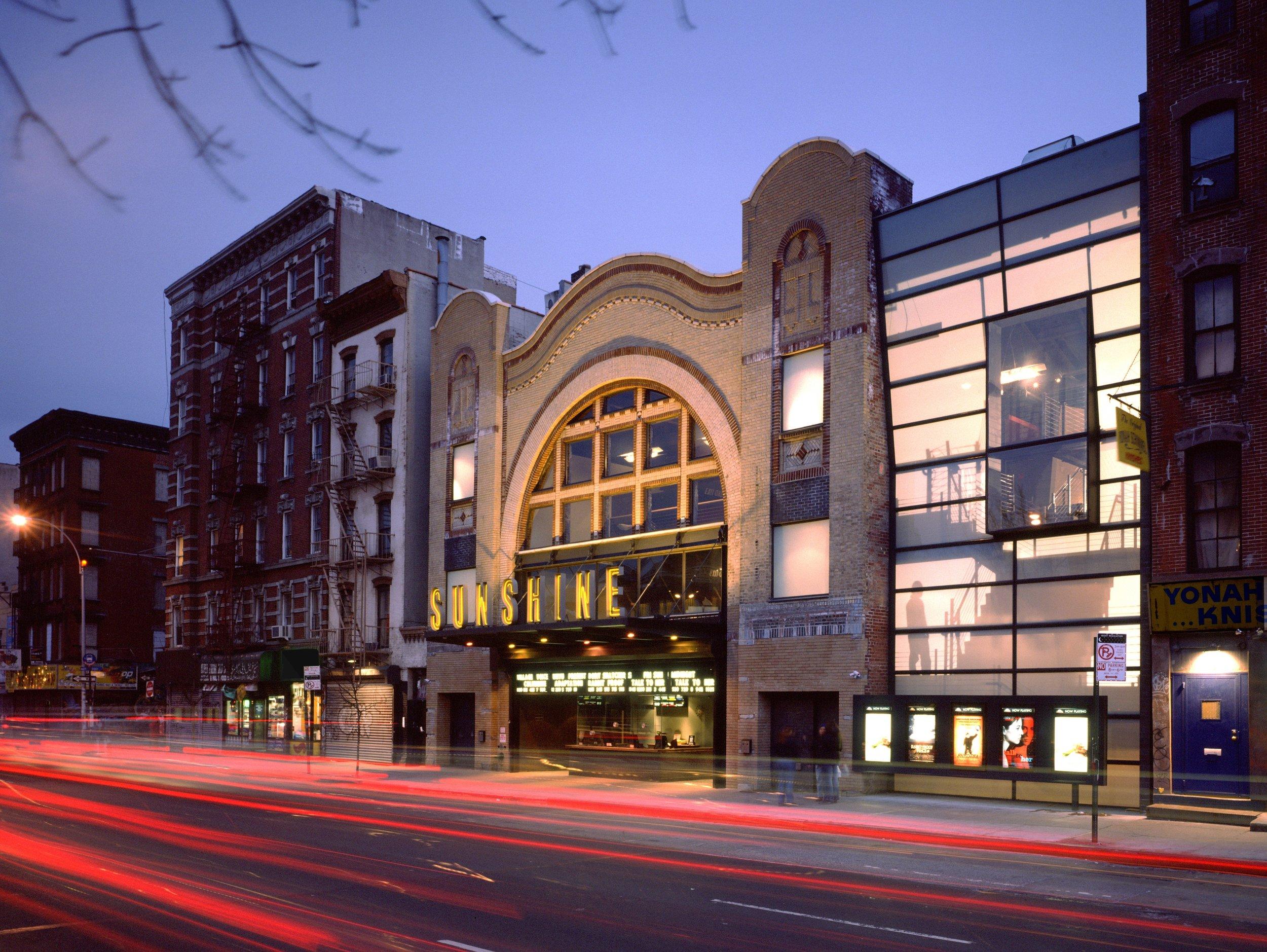 The Sunshine Theatre