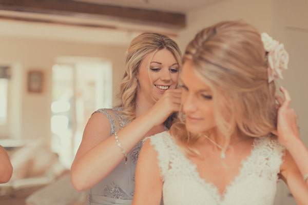 Wedding day bridal make up in Bath and Somerset