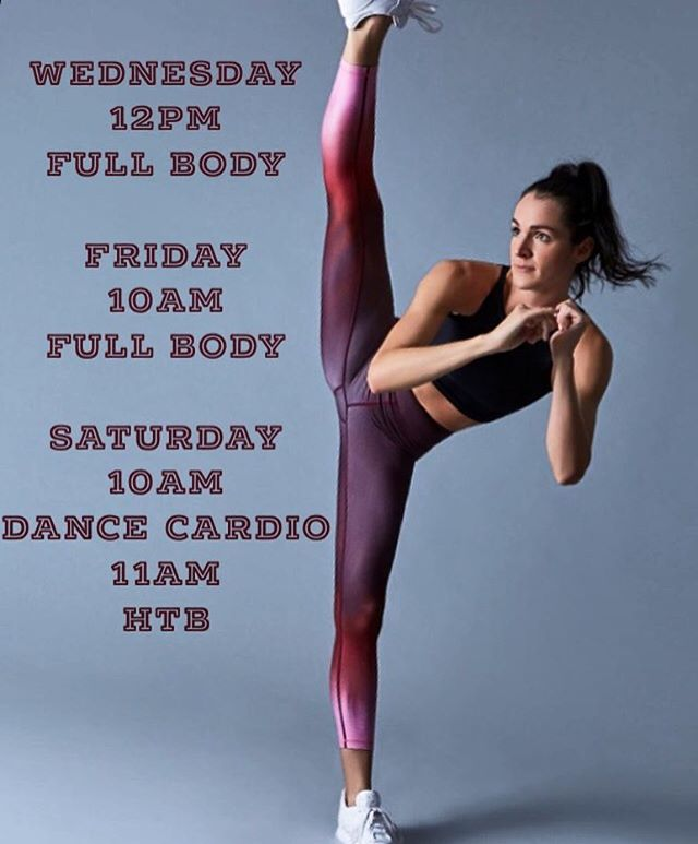 Time to kick it up a notch! I'll see you in classes this week @bodybysimone 💥💥Correction FRIDAY @ 9am Full Body💥My bad, too much work to repost #dance #cardio #workout #fitspo #bodybysimone #westhollywood #team38 #beastmode