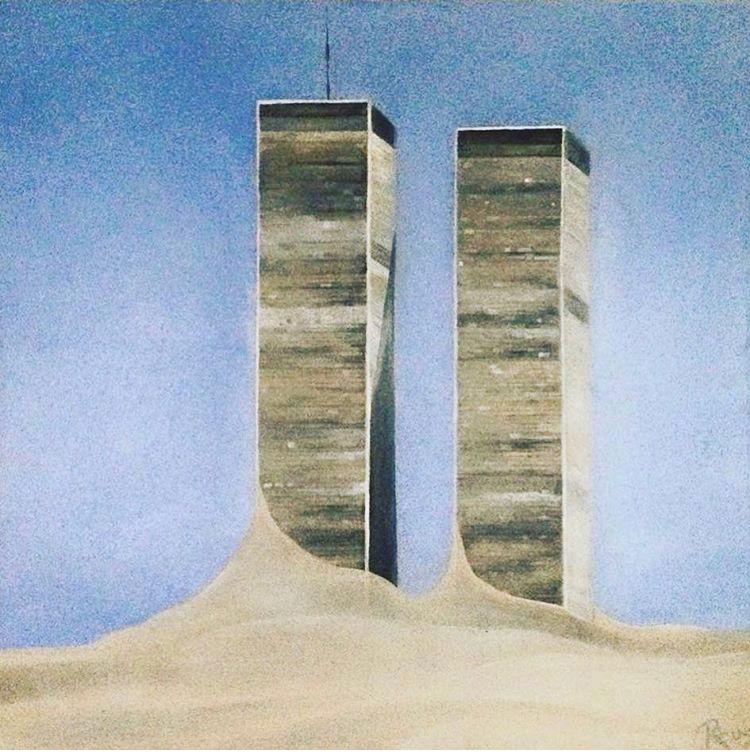 """The Foolish Man Built His House Upon The Sand"""