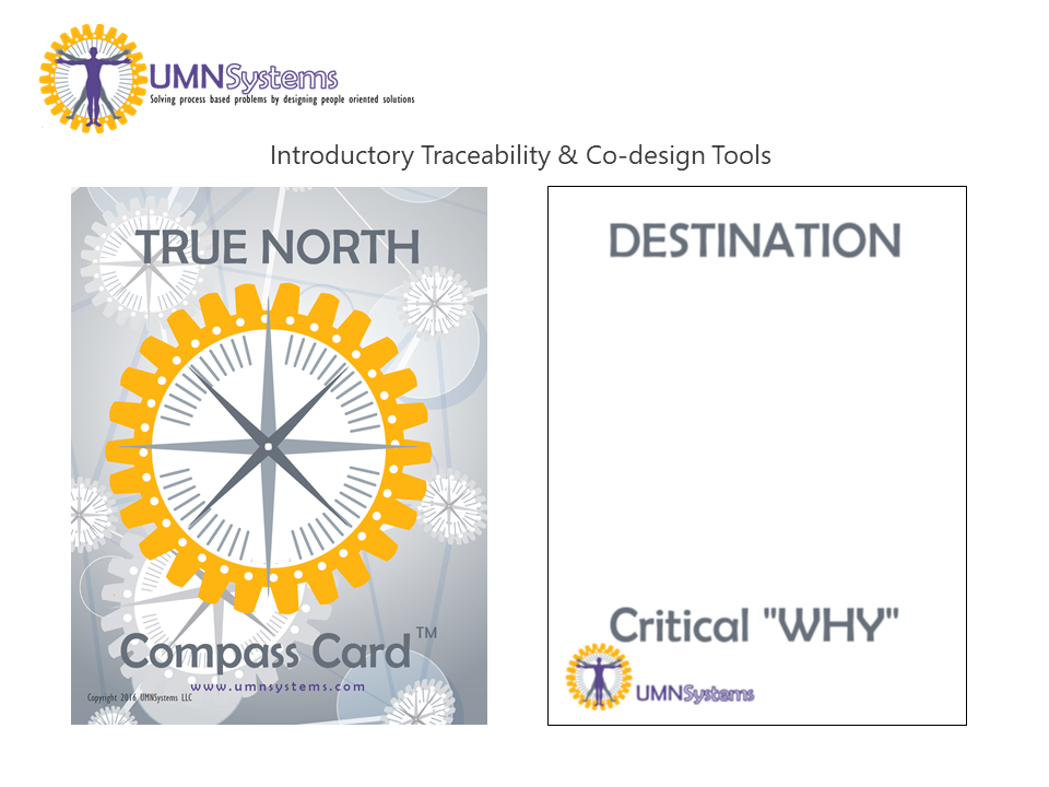 Download materials and instructions for Traceability Tools