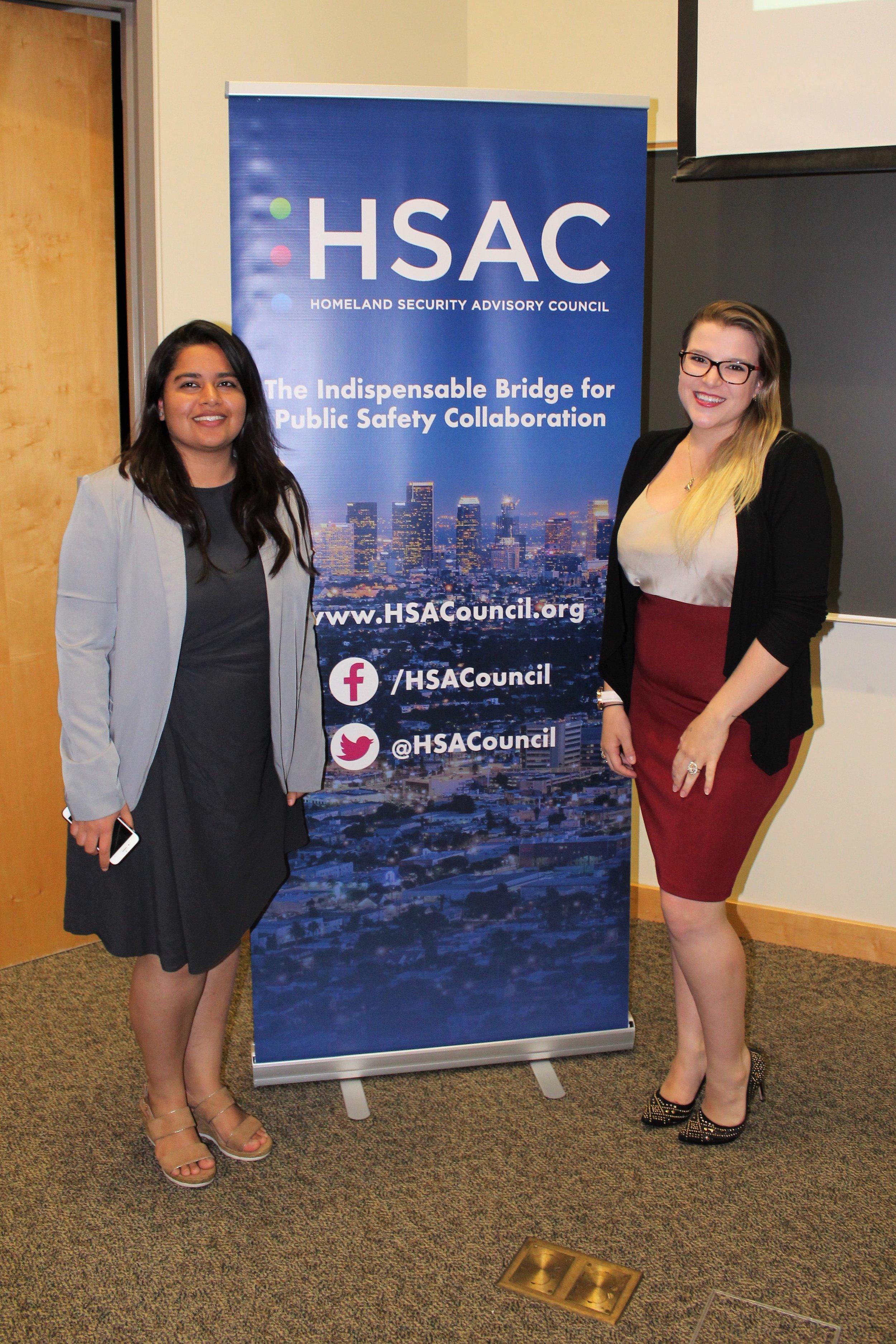 Second Place:  Tanya Shah, Camila Araujo (USC)