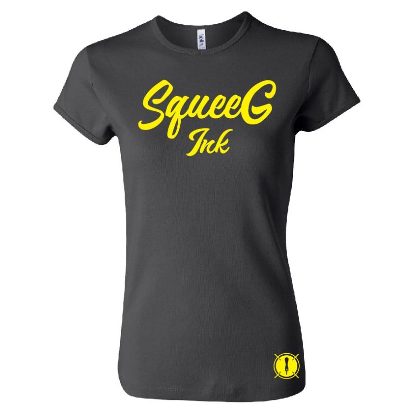SqueeG Ink Ladies T-shirt