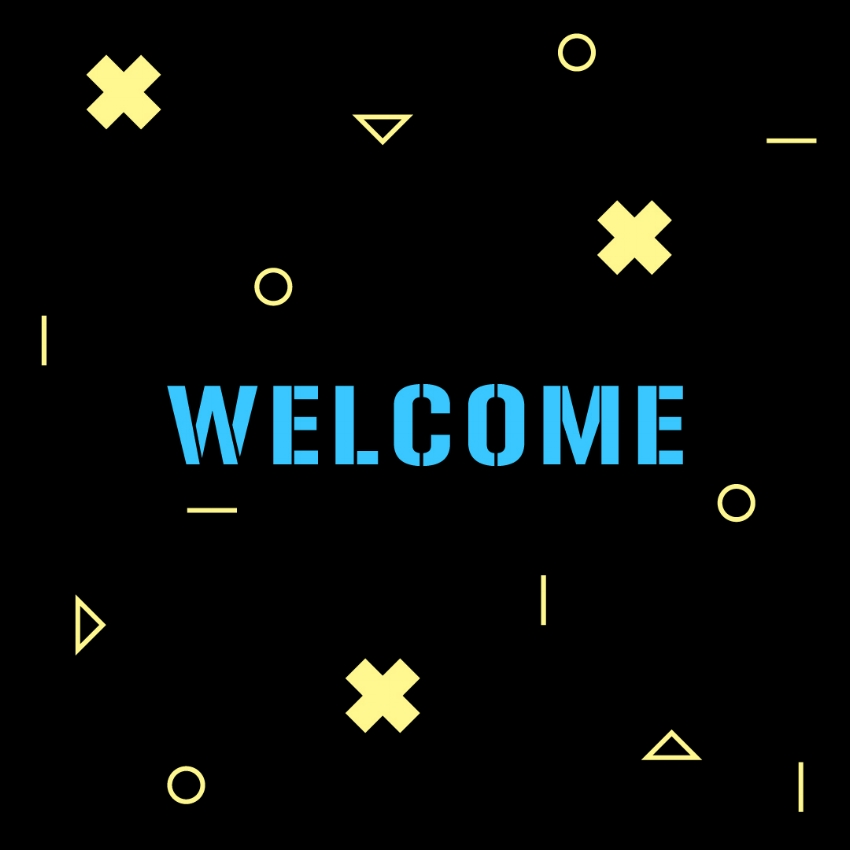 Design for Welcome Bag