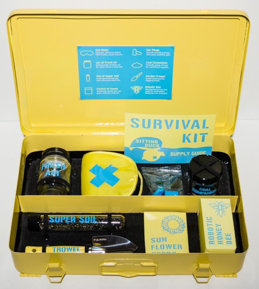 Survival Kit (interior)