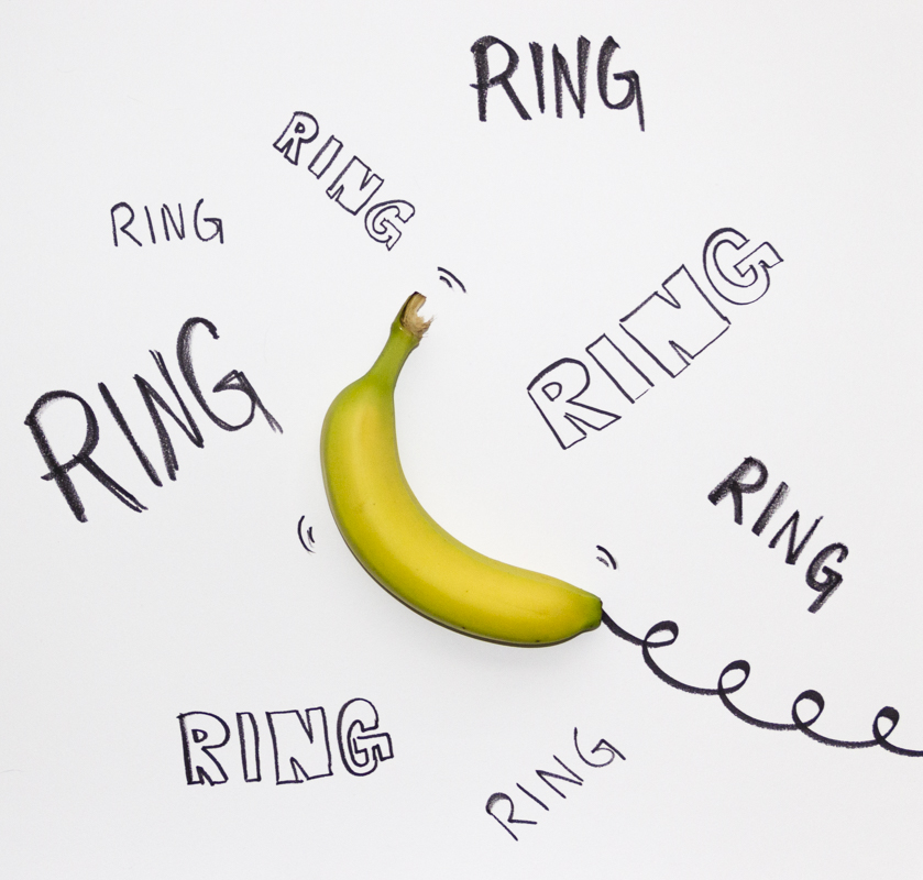 43/100: Banana Phone