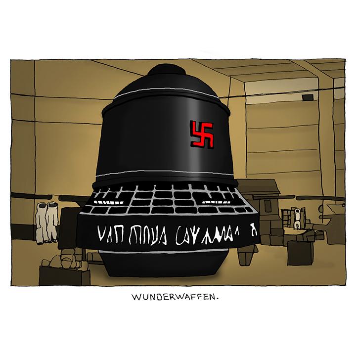 49/100: The Nazi Bell: Die Glocke