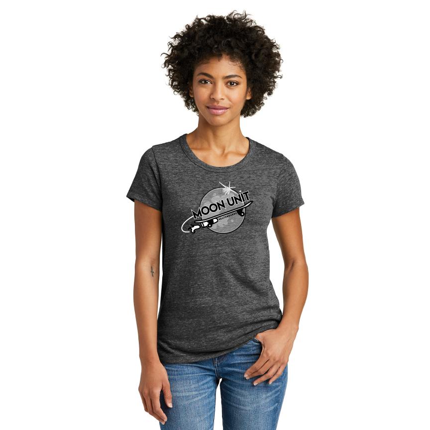 Moon Unit Ladies T-Shirt