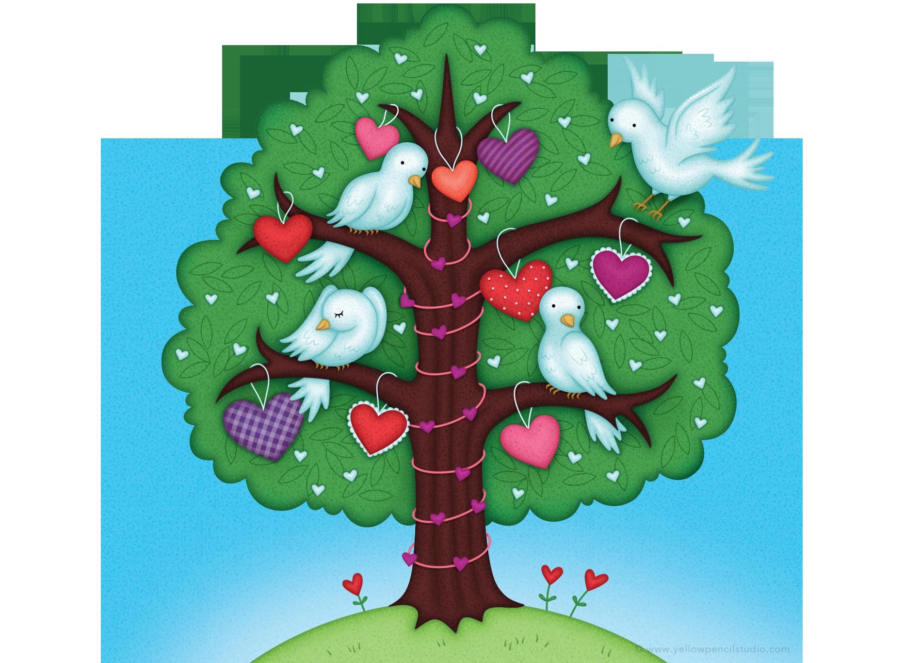 блестящую картинки дерево достижения плюсы отваливаются