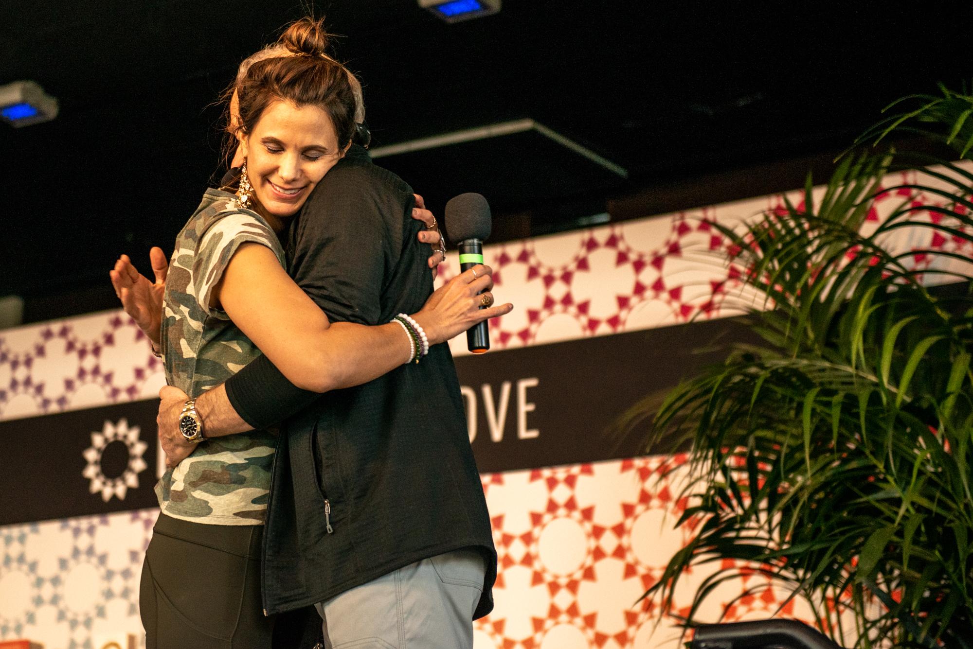 Gina Murdock Hug