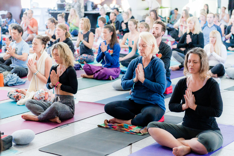 """Colorado Yoga + Life - """"You'll be hard pressed to find an event that intersects the avenues of leadership, mindfulness, global consciousness, self-love, yoga, relationships and business better than the Lead With Love Summit in Aspen, Colorado, this upcoming October 25-28, 2018"""