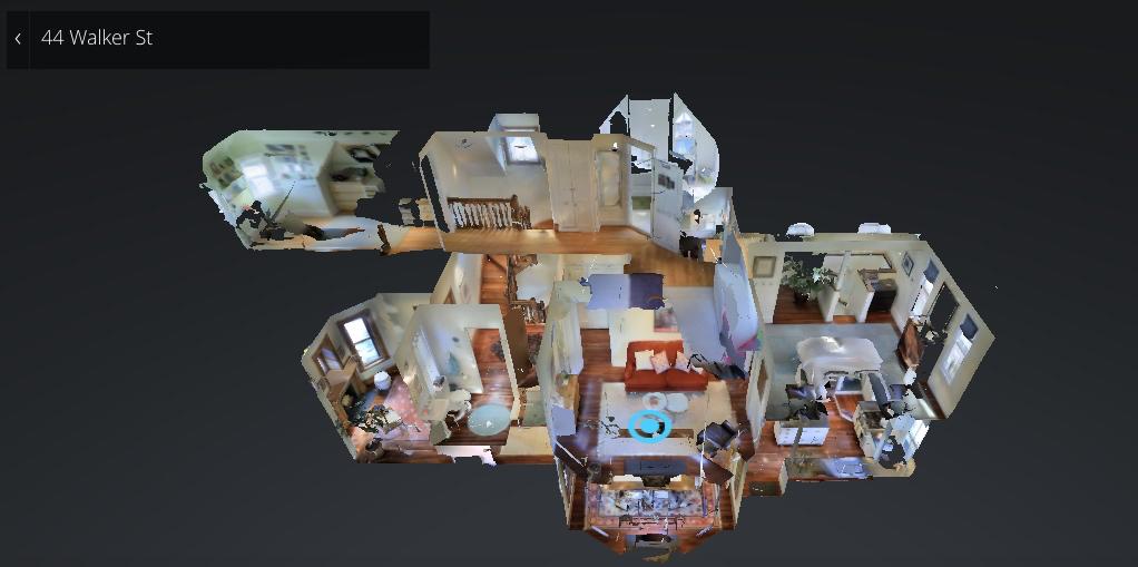 3D Walk through of Main House