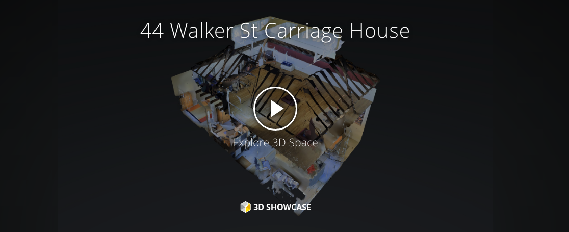 3D Walk Through of Carriage House