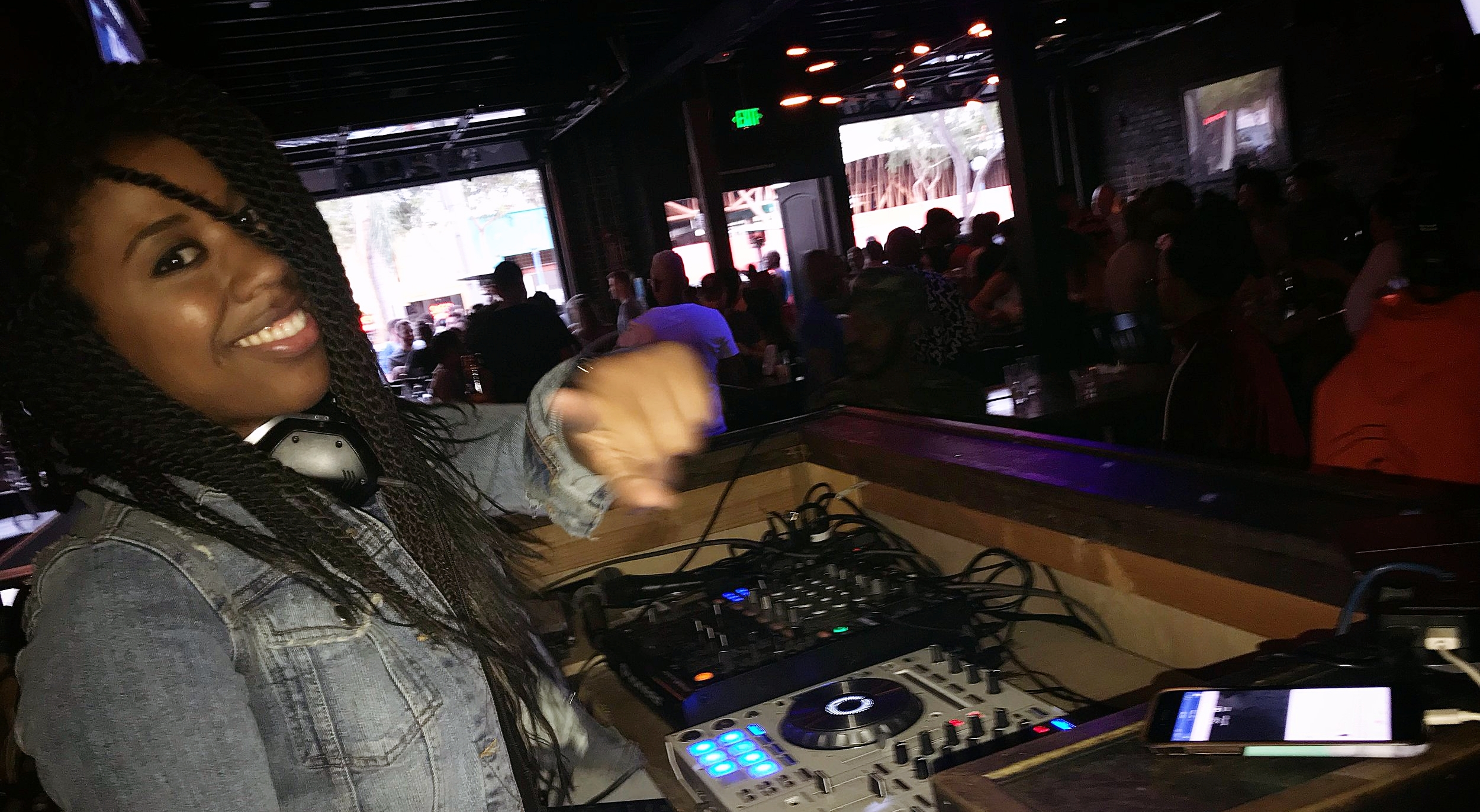 club dj Los Angeles