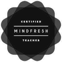 Certified MINDFRESH Teacher badge