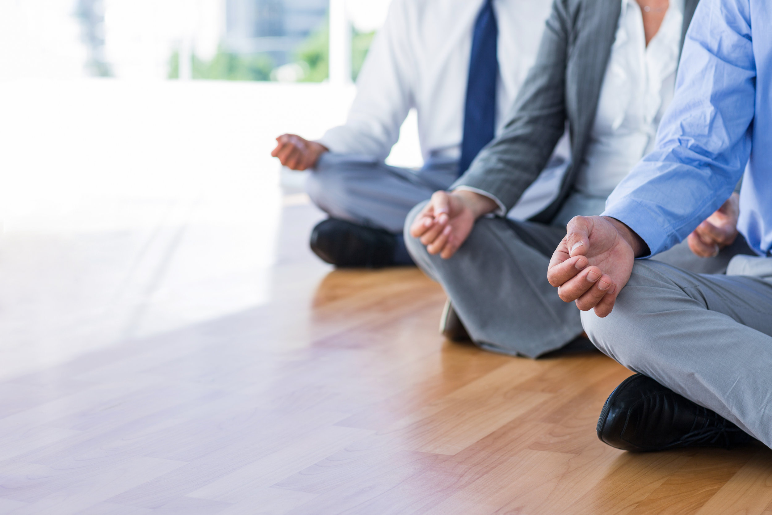 Mindfulness at the Workplace - Stressless in Seattle