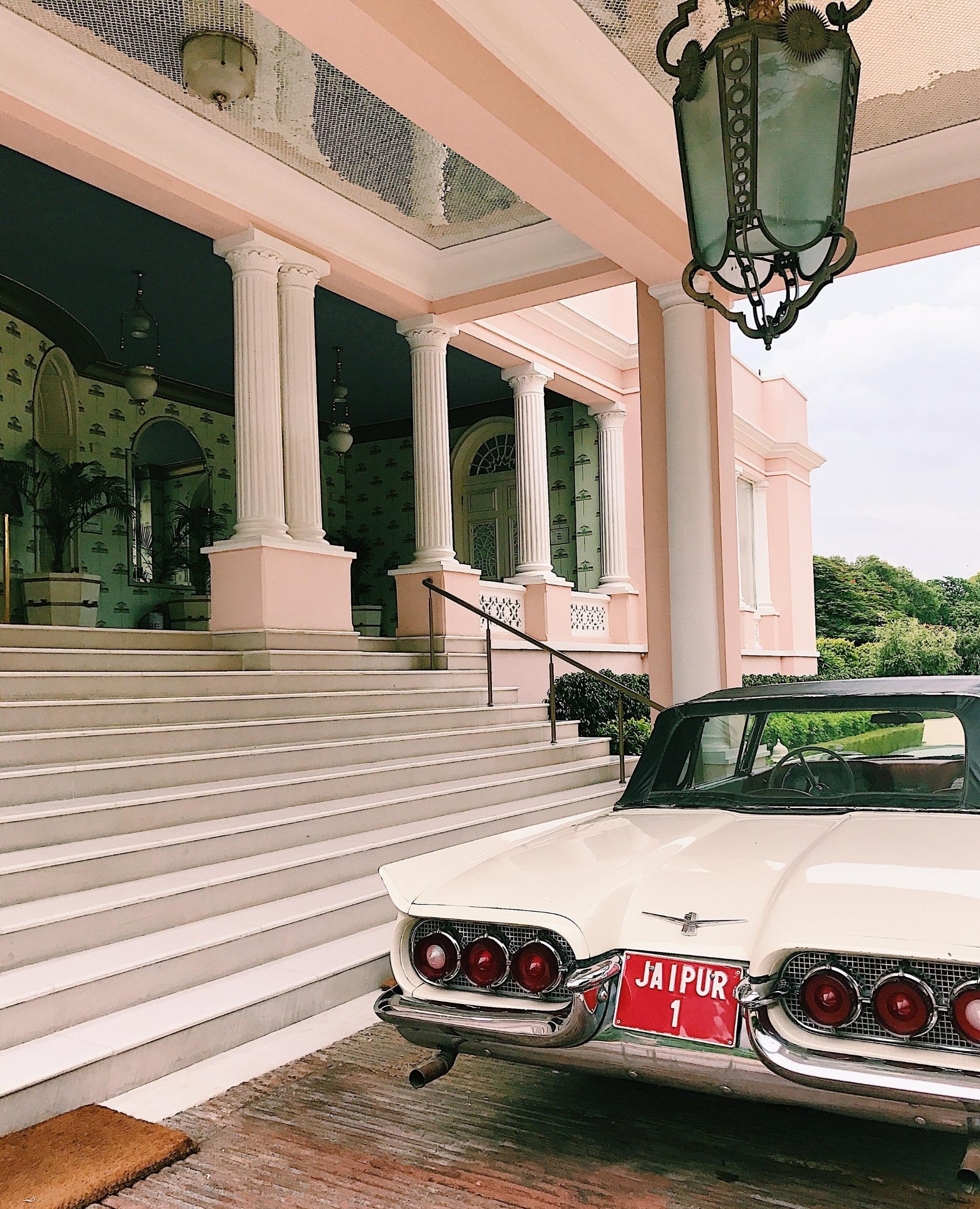 'Jaipur 1' at SUJAN Rajmahal