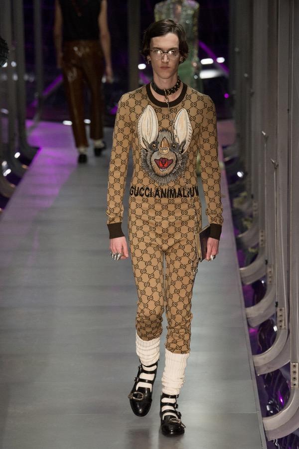 Gucci RTW FW17