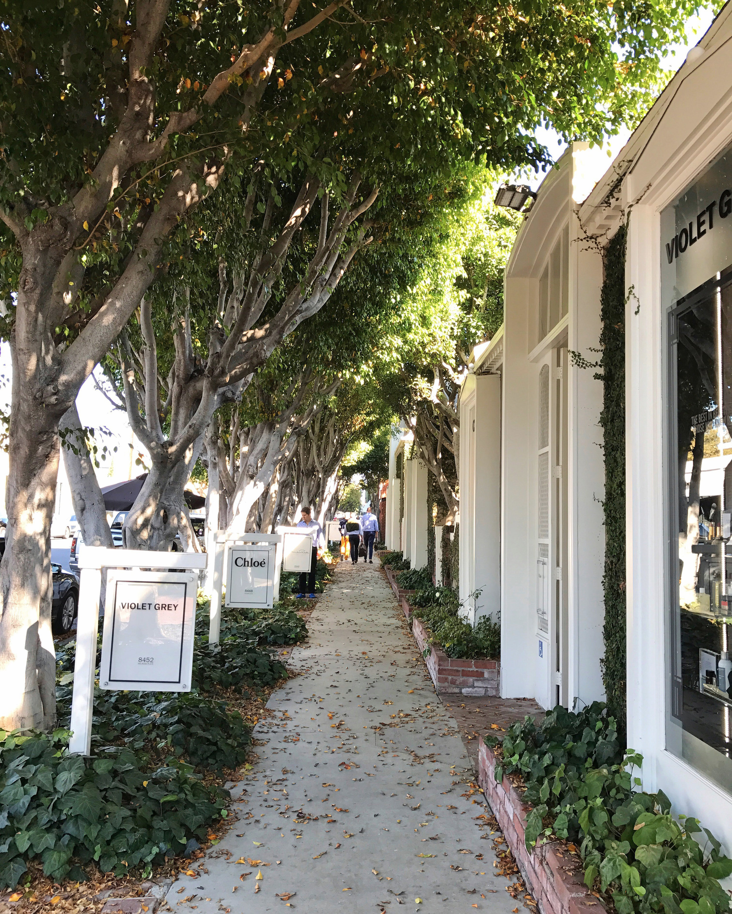 How charming is Melrose Place?