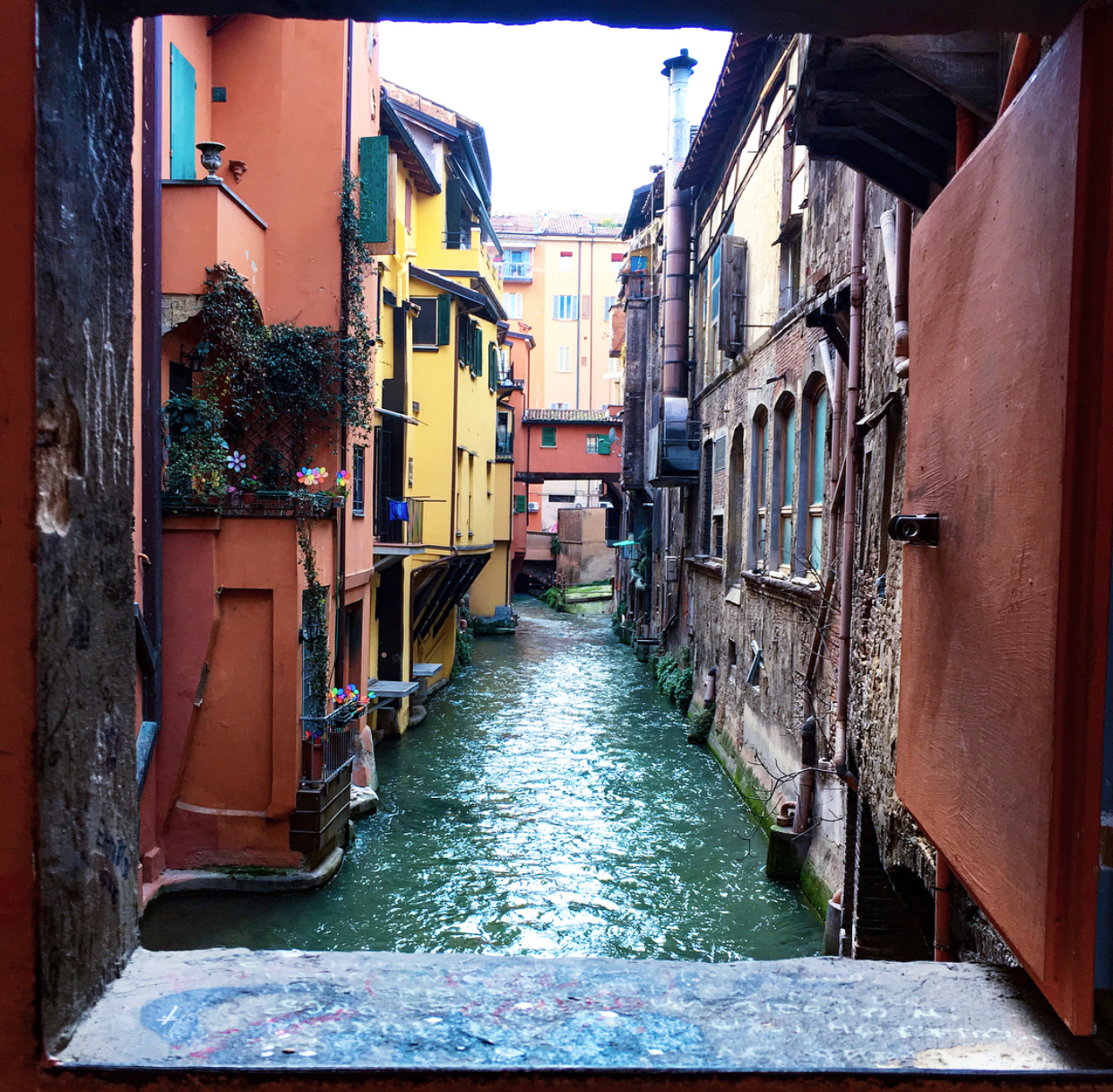 La Piccola Venezia.