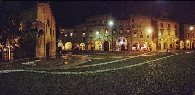 How beautiful is Piazza Santo Stefano?