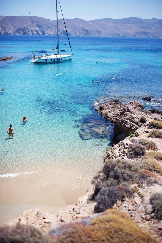 See you in Mykonos // ALB's travel guide coming soon! Via Pinterest.