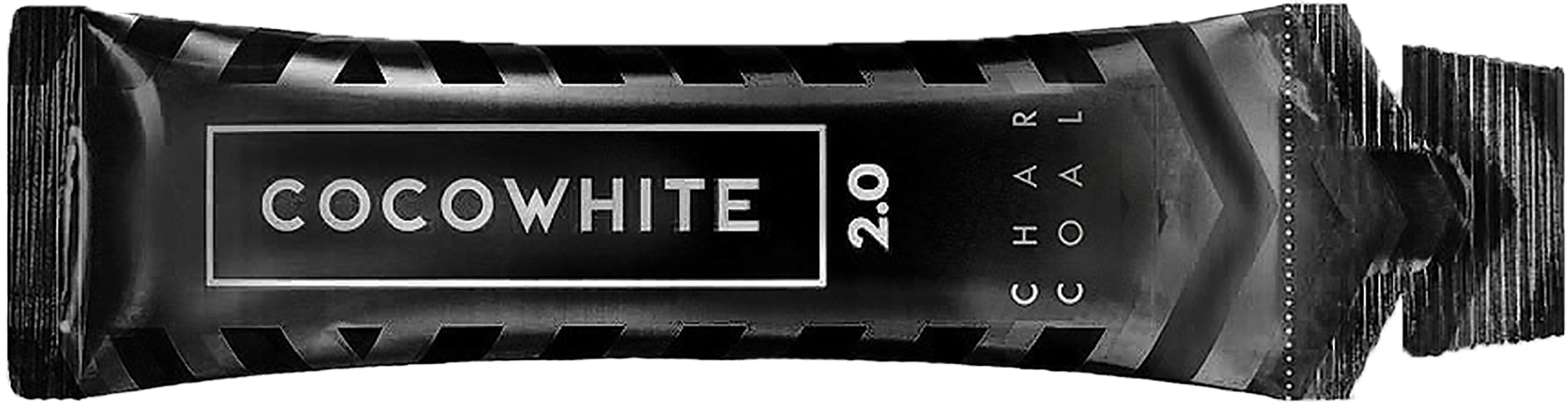 Cocowhite 2.0 - Charcoal // oil pulling & tooth whitening in one.