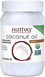 Native virgin coconut oil. The purest form.