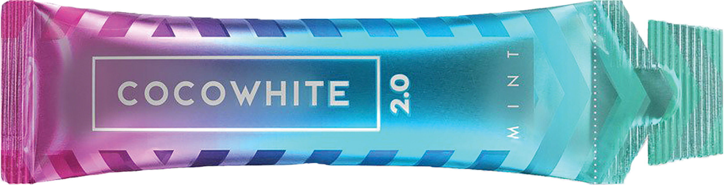 """Cocowhite 2.0 // Coconut oil, sodium bicarbonate,menthol for that """"just brushed clean feeling."""""""