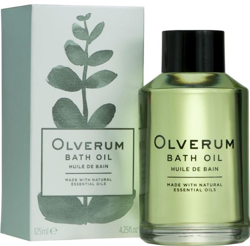 This Olverum bath oil smells divine. Another one of ALB's go-to products.