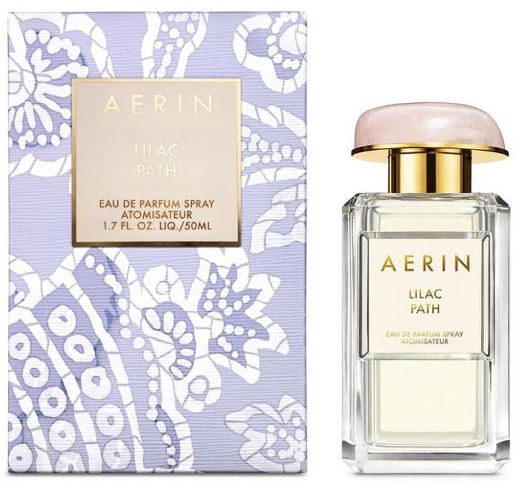 Aerin Lilac Path eau de parfum.