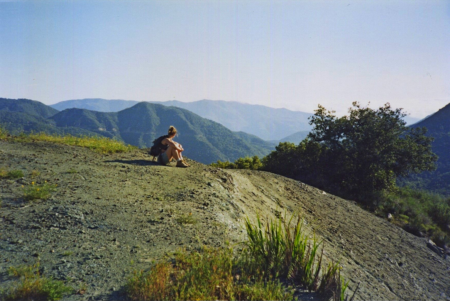 Upper Oso – Santa Cruz Trail 1998
