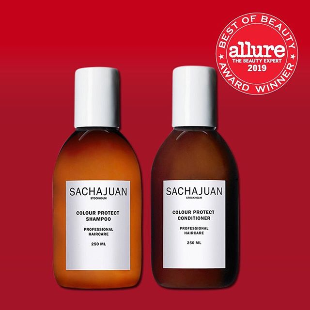 Congrats to @sachajuan and @drloretta for their Allure Best of Beauty Award wins 🏆🏆