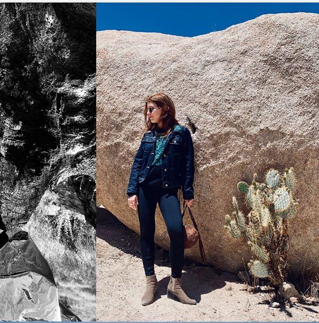 SpiralEyez your Summertime 🌞⚡️ Does anyone else feel instant heaven with the sun in their face? . . . . . . #joshuatree #explorenature #beherenow #spiraleyez #summertime #summervibes #denimjacket #customjacket #oneofakindclothing #oneofakind #wearableart #denimoftheday #ootd #desertstyle #instastyle #ootd #fashiondesigner #textiledesigns #design #handprintedtextiles