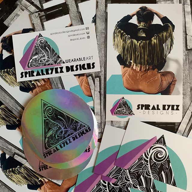 Ordering lots of merch for the RAW Artists show in Melbourne AUS! @rawartists @rawaustralia . Stickerz & so much more is available on the website ✨🌀 Support our trip halfway around the world and ~ SpiralEyez Yourself! ~ . . . . . #rawartists #internationalartists #artshow #spiraleyez #spiraleyezyourself #handprintedtextiles #branding #businesscards #promotion #stickerclub #melbourne #australia #fashion #melbourneretail #textiles #textiledesign #upcycledclothing #wearableart #artistmade #travel