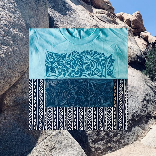 Be the random burst of pattern in a world of gray stone ✨🌀#spiraleyezYourself . . . . . , #textiledesign #handprintedtextiles #patternoftheday #patternporn #patterns #textiles #joshuatree #nature #bewild #befree #melbourneboutique #melbourneretail #explorenature #thinkoutsidethebox #studioart #artistmade #wearethemakers #oneofakind #wearableart #printmaking #linocut #california #instastyle #inspo #spirals #spiraleyez