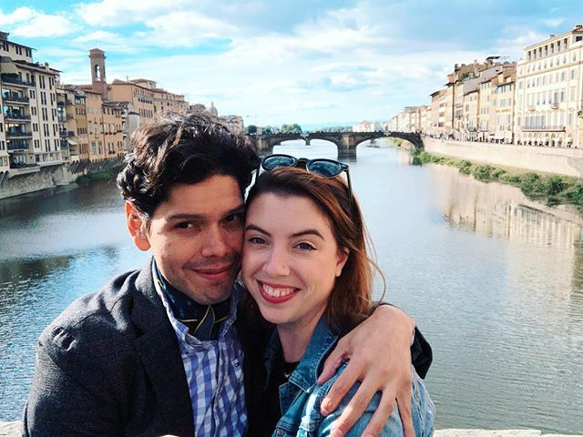 Today marks 5 years since my first date with the person who's now my favorite travel buddy, and the one who makes coming home from a trip worth it. I am so lucky. 🥰 . . . . . . . . . . . . . . . #travelcouple #florence #firenze #travelcouples #traveltogether #italy #travelpassion #coupleswhotravel #travelwithlove #seetheworld #wandergram