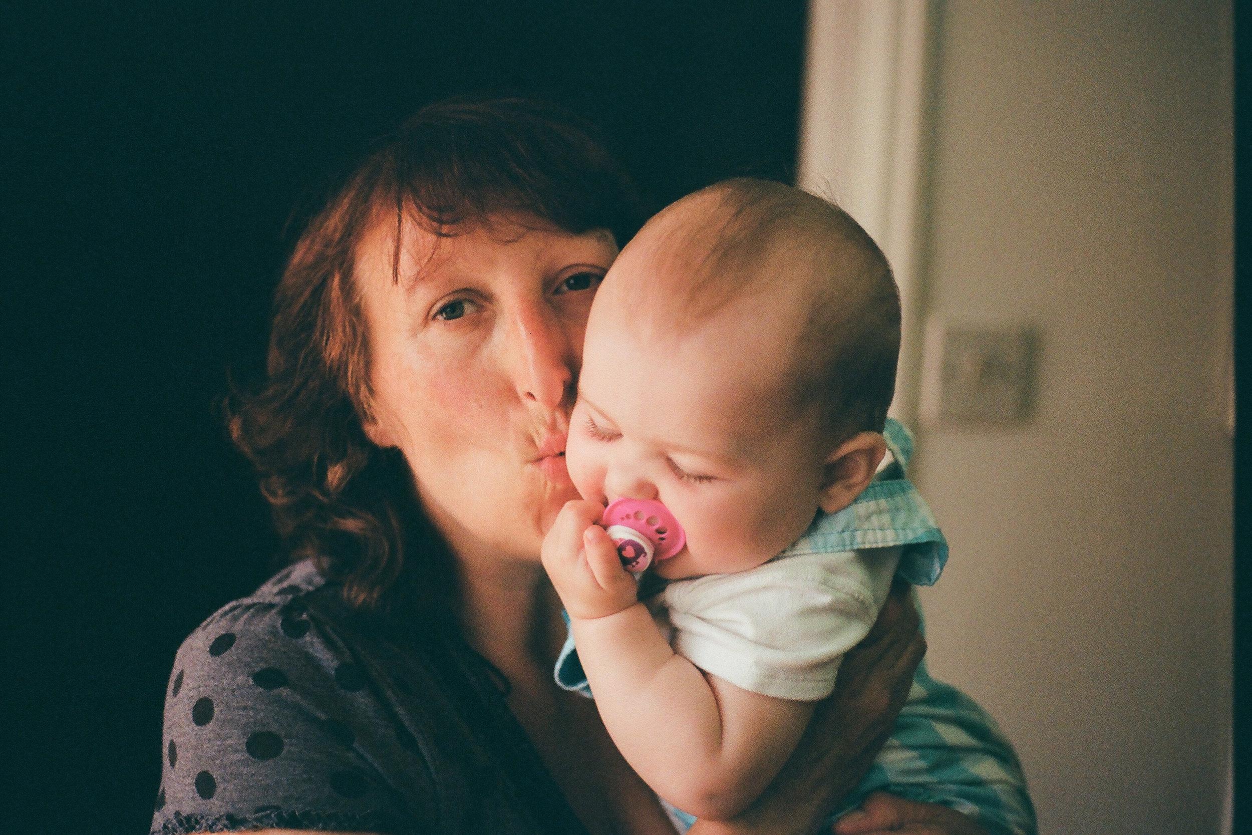 Amelia & Her Nanny.